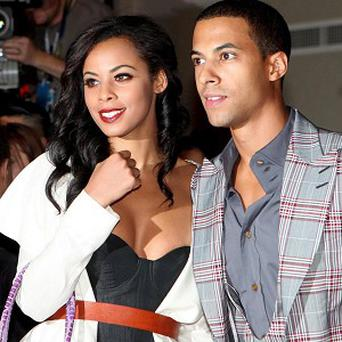 Marvin Humes says his split from Rochelle Wiseman is still raw