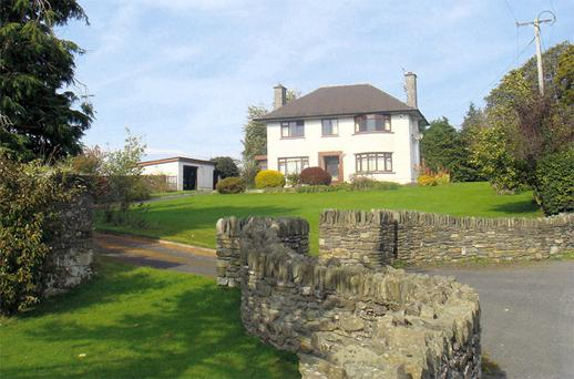 This residential property went under the hammer last week