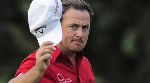 Graeme McDowell is relishing the prospect of taking on Martin Kaymer