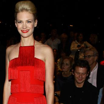 January Jones. Photo: Getty Images