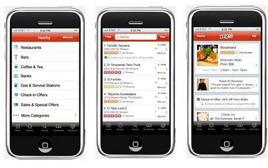 Yelp's new mobile app will allow users to get rewards for loyalty