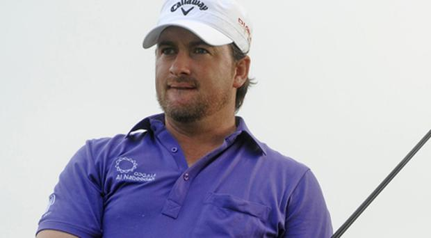 Graeme McDowell. Photo: AP