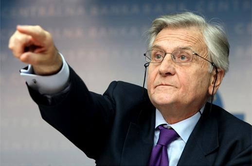 ECB president Jean Claude Trichet. Photo: Bloomberg News