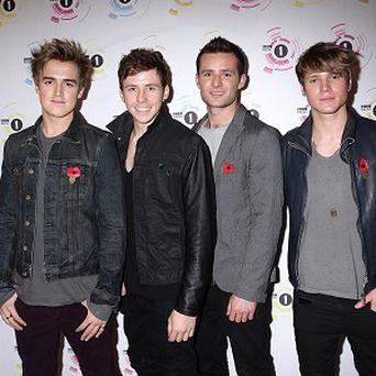 McFly have stuck up for X Factor's Katie
