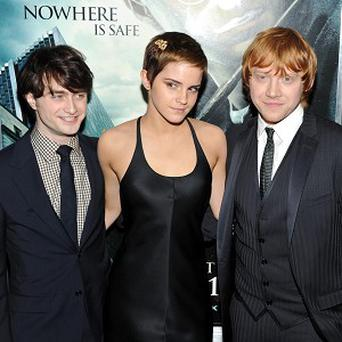 The latest Harry Potter film - starring Daniel Radcliffe, Emma Watson and Rupert Grint - has been a worldwide hit