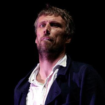 Bez has been fined after admitting he breached a restraining order.