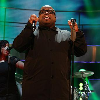 Cee Lo Green's track was performed by Gwyneth Paltrow