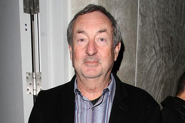 Nick Mason from Pink Floyd. Photo: Getty Images