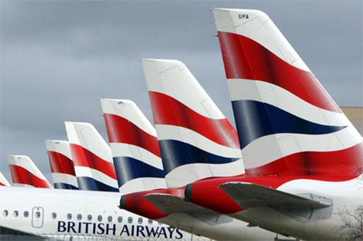 British Airways and Spanish carrier Iberia shareholders gave the go-ahead for a merger. Photo: PA