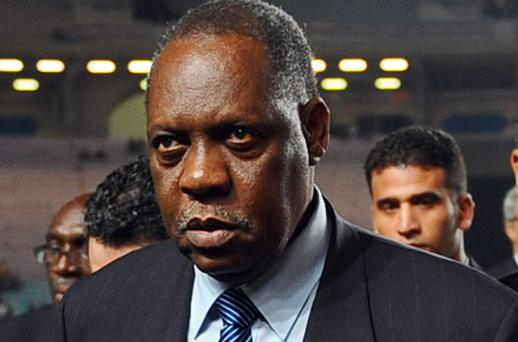 Panorama corruption claim against Issa Hayatou investigated by International Olympic Committee. Photo: Getty Images