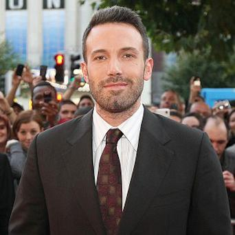 Ben Affleck said he'd like to direct a sci-fi epic
