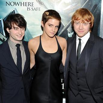 Harry Potter And The Deathly Hallows Part 1 was top of the box office again