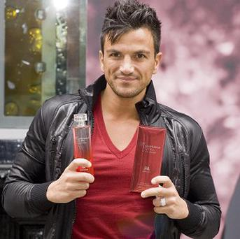 Peter Andre has been released from hospital after surgery
