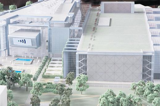 Project 2025, which is to be built at RTE's headquarters in Montrose, Dublin 4