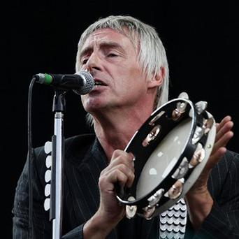 Paul Weller won the Uncut Music Award for his latest release Wake Up The Nation