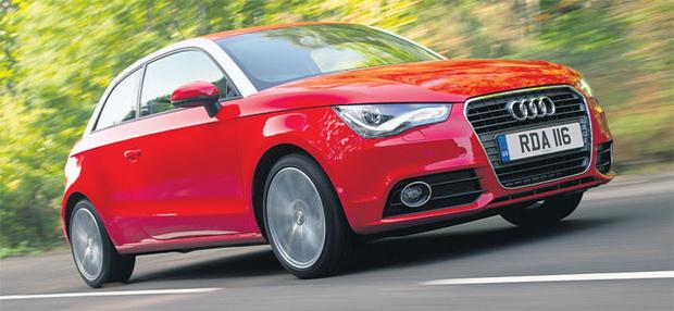PLEASANT SURPRISE: Audi's A1 is an able workhorse that its makers hope will take on - and win converts from - the Mini.