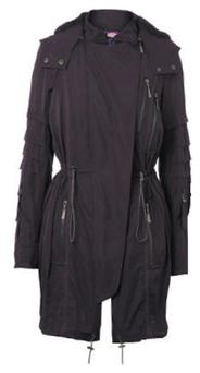 Coat, €143, Butterfly by Matthew Williamson, see www.debenhams.ie