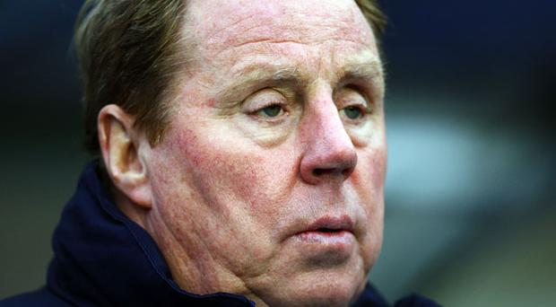 Harry Redknapp. Photo: Getty Images