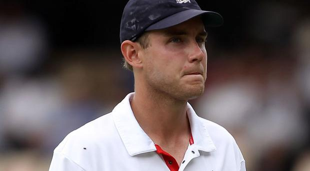 Stuart Broad. Photo: Getty Images