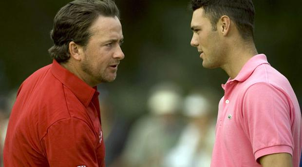 Graeme McDowell and Martin Kaymer have been voted joint winners of the 2010 European Tour Golfer of the Year award. Photo: Getty Images