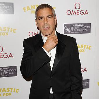 George Clooney is bringing Enron to the big screen
