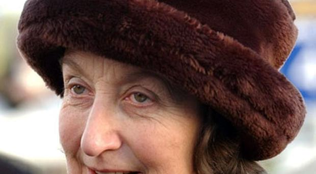 Henrietta Knight: believes Somersby is worth a crack at the Tingle Creek