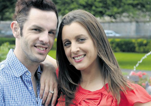 Two of a kind: Sinead Desmond always understood her brother Conor, who is deaf, but is learning sign to be more involved in his life