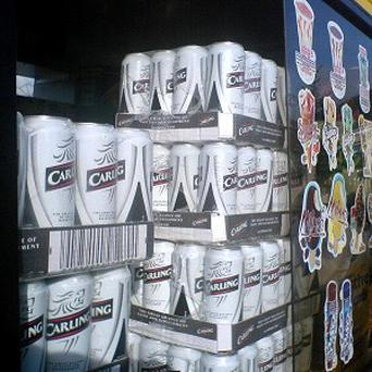 An advert for Carling lager claiming its new can could 'lock in great taste' will not be banned