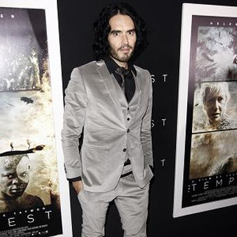 Russell Brand reckons the language of Shakespeare has a good flow