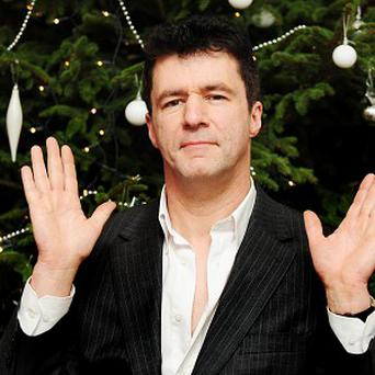 Simon Cowell lookalike Andy Monk is releasing a Christmas single
