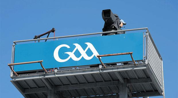 Television gantries in GAA grounds around the country will not have RTE cameras for over seven months between the end of September and the third week in May