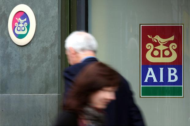 One questioner wanted to know whether the state's own investment in AIB would be wiped out first, before any senior bondholders were hit. Photo: Bloomberg News