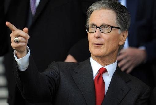 John Henry. Photo: Getty Images