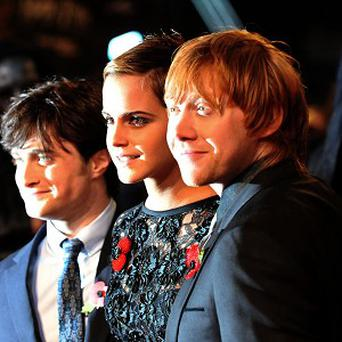 Harry Potter stars have been refilming scenes from the last film