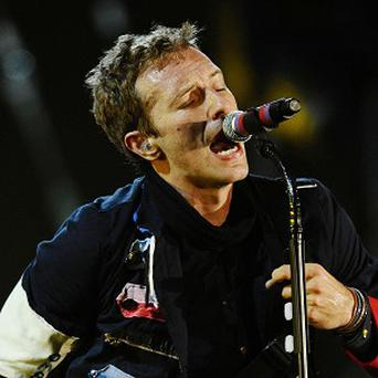 Coldplay will appear on the Christmas Top Of The Pops