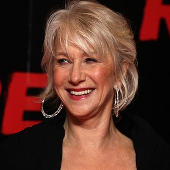 Helen Mirren doesn't believe that she will always be offered roles