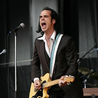 Nick Cave's car crashed into a speed camera