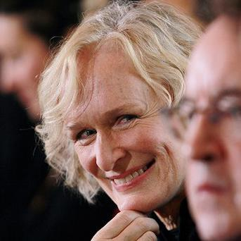 Glenn Close is delighted to be filming in Dublin