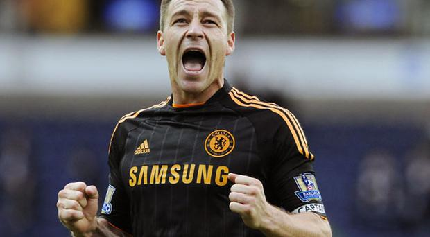 Terry: Chelsea are not a club in crisis. Photo: Reuters
