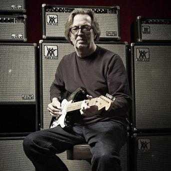 Eric Clapton is putting some of his guitars up for auction
