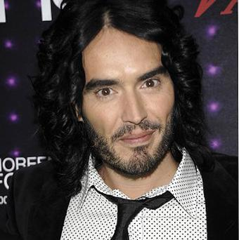Russell Brand hs been linked to the big screen remake of Rentaghost