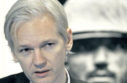 Most wanted: Wikileaks founder Julian Assange was arrested this week in London