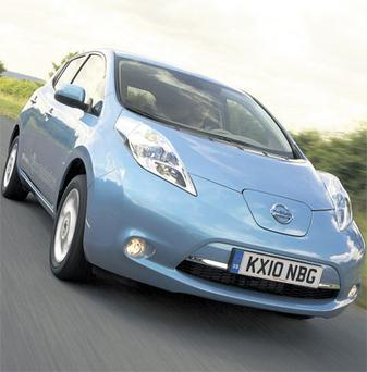 NISSAN LEAF: Despite its qualities, it may not signal battery-powered motoring for the masses