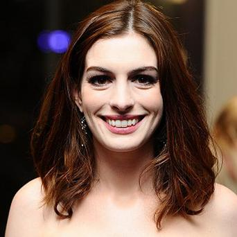 Anne Hathaway has been linked to the Barbarella remake