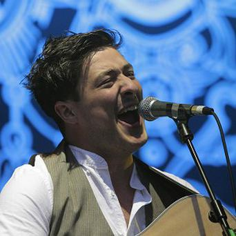 Mumford & Sons' debut release, Sigh No More, is the best-selling album on iTunes this year