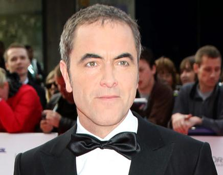 Actor James Nesbitt recently stepped out with his new head of hair. Photo: Getty Images