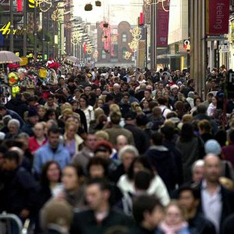 Stores will be cashing in on the panic-stricken 'Last Minute Man' on Christmas Eve, a survey found
