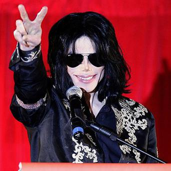 Michael Jackson was working on the songs when he died