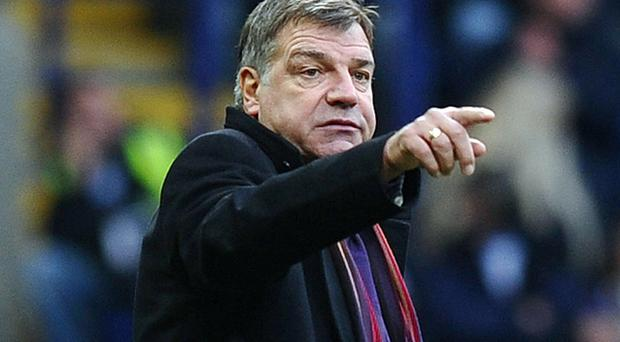 Sam Allardyce. Photo: Getty Images