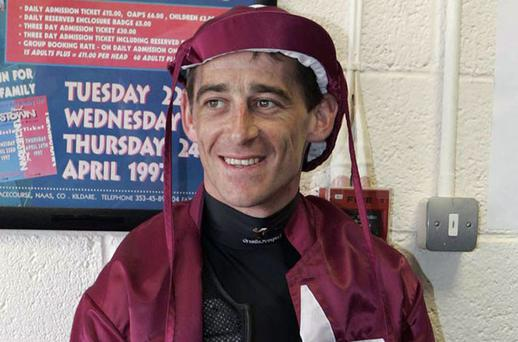 Davy Russell has been handed a four-day suspension. Photo: Getty Images